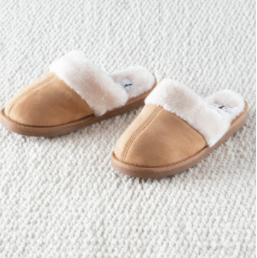 Snooze Slipper- Chestnut