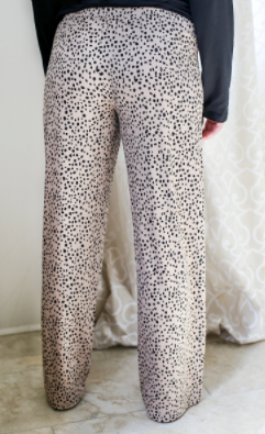TRS Cheetah Sleep Pants