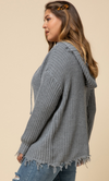 Chilly Nights Knit Jacket