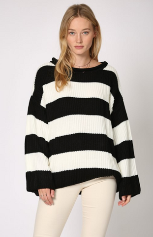 Real Deal Textured Sweater
