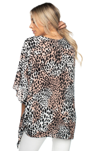 North Cheetah Tunic
