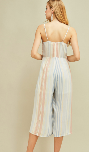 Can't Tie Me Down Romper