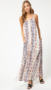 Off The Scale Snake Maxi