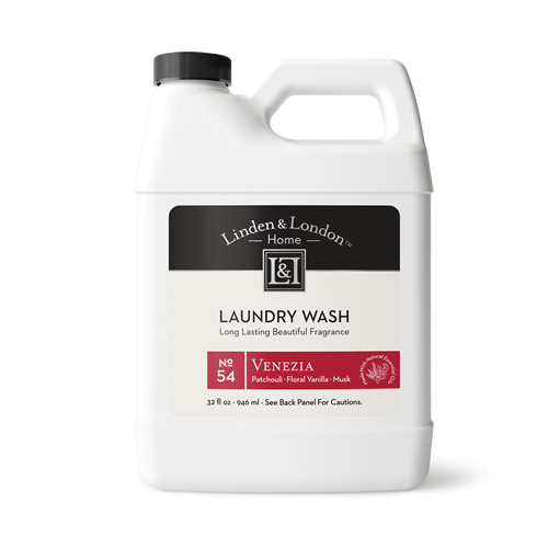 Linden & London 32 oz Laundry Wash