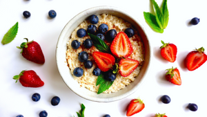EASY GUT-LOVING OATMEAL RECIPE