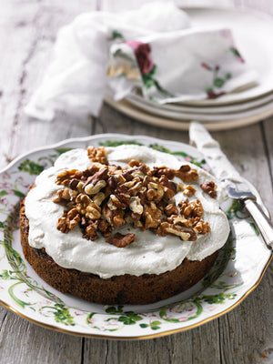 Gut Friendly Carrot Cake