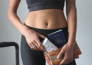 9 Tips To Keep Your Gut Happy and Healthy Whilst Travelling