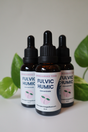 NEW GUT HEALTH DROPS HAVE DROPPED - INTRODUCING FULVIC HUMIC CONCENTRATE
