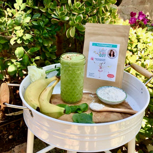Supercharged Green Smoothie
