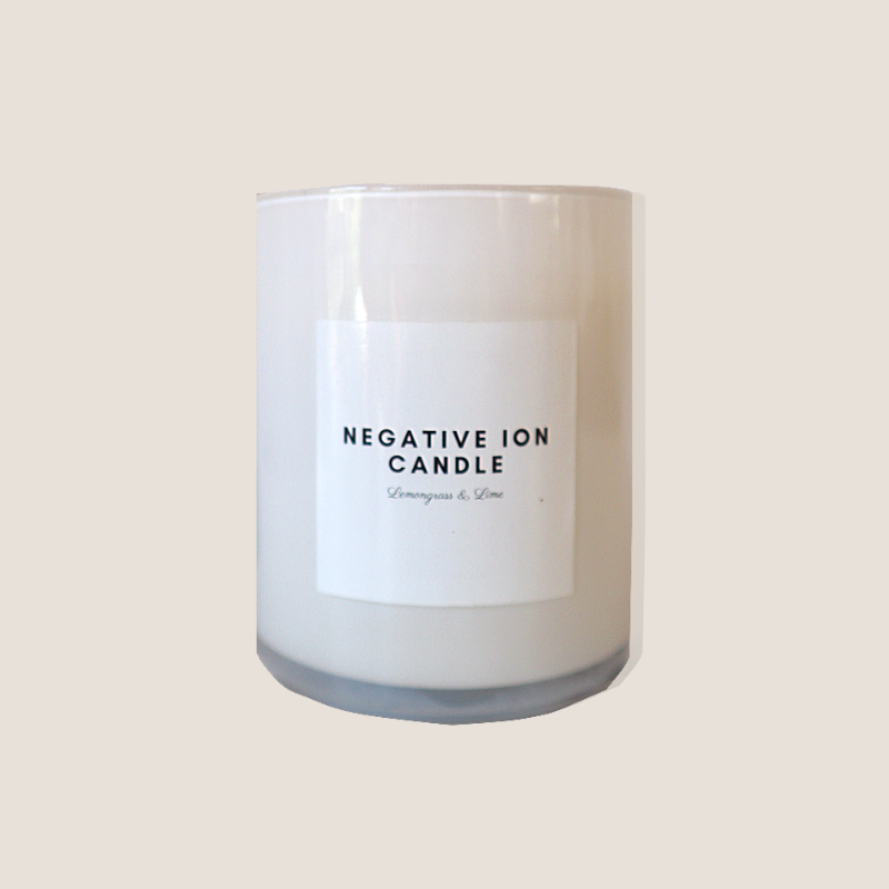 NEGATIVE ION CANDLE