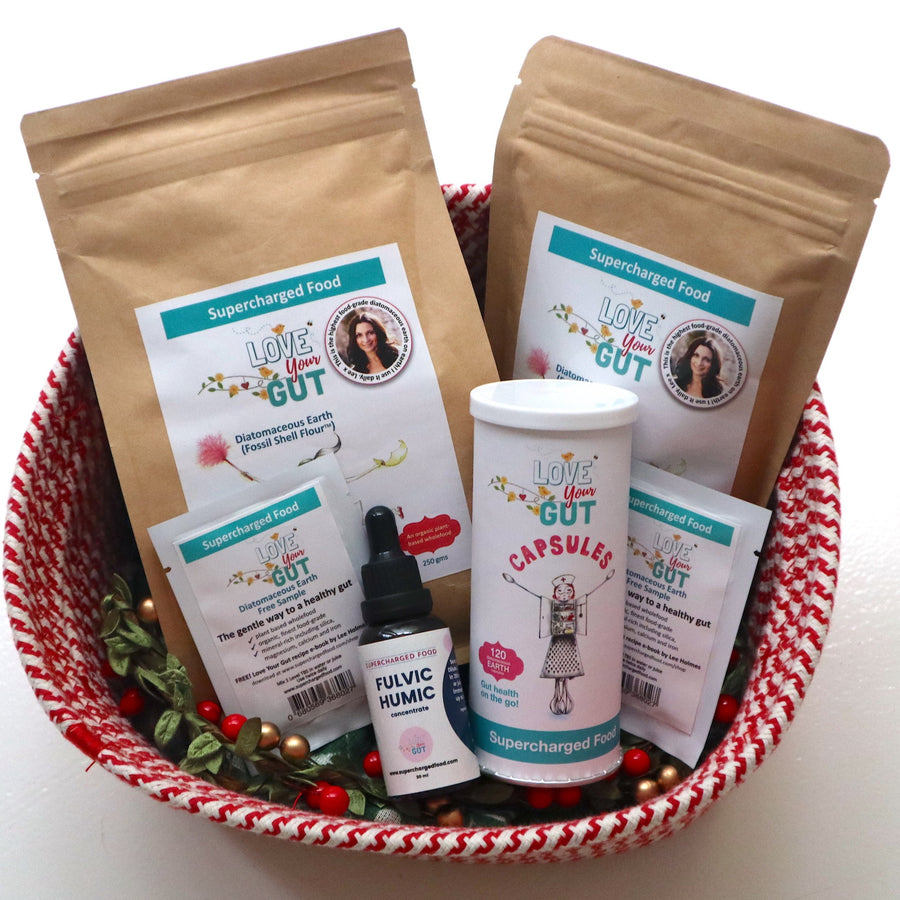 Give the gift of Love Your Gut Christmas Bundle