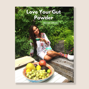 LOVE YOUR GUT POWDER FREE eBOOK