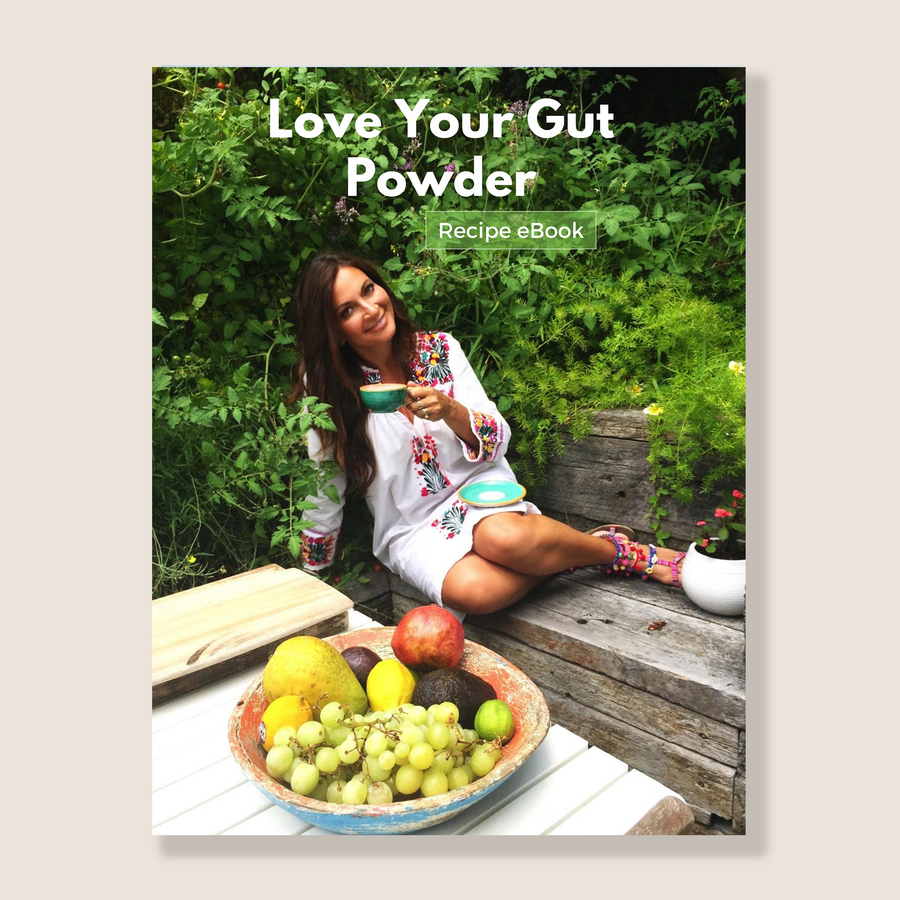 LOVE YOUR GUT POWDER FREE eBOOK BY LEE HOLMES