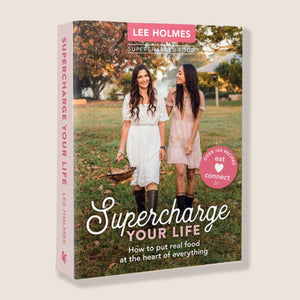 SUPERCHARGE YOUR LIFE BOOK BY LEE HOLMES