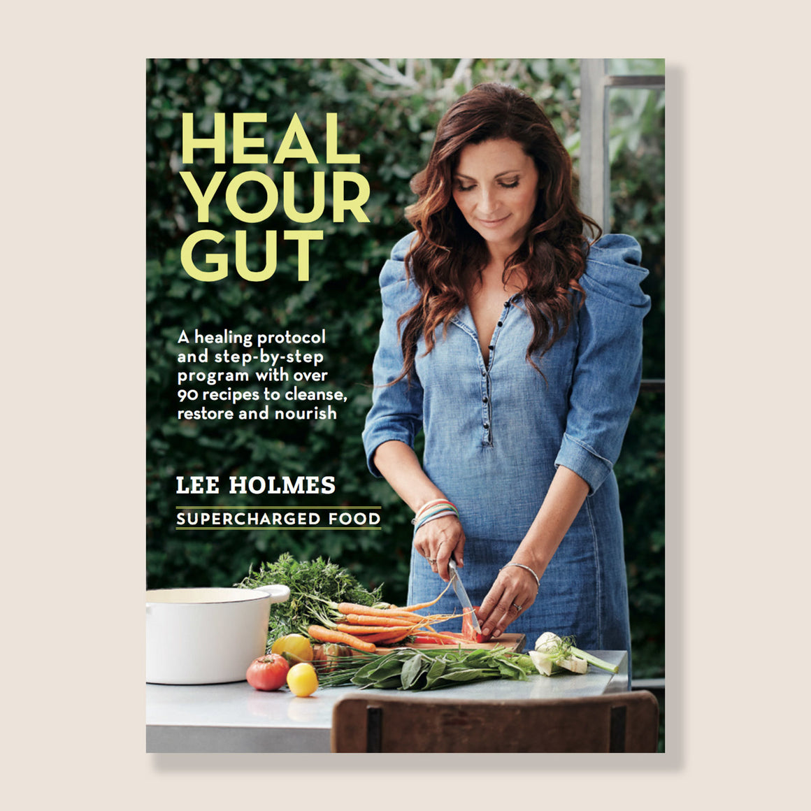 HEAL YOUR GUT BOOK BY LEE HOLMES