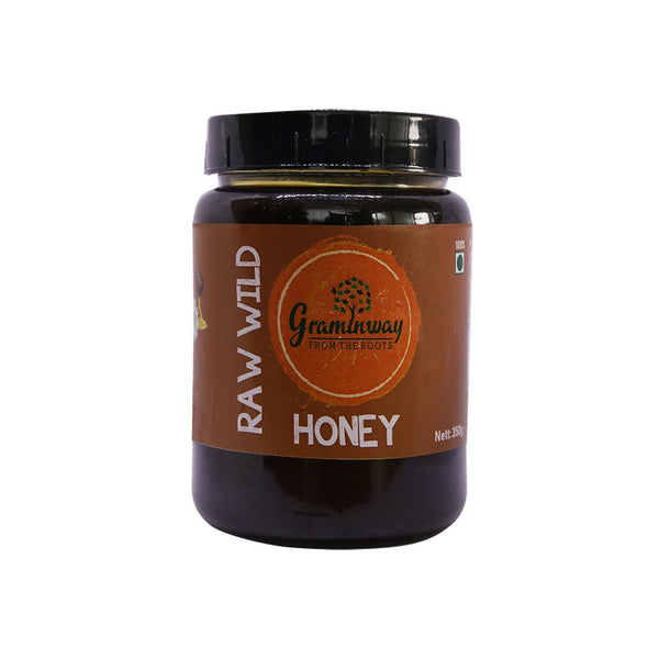 Raw Wild Honey, 350gms