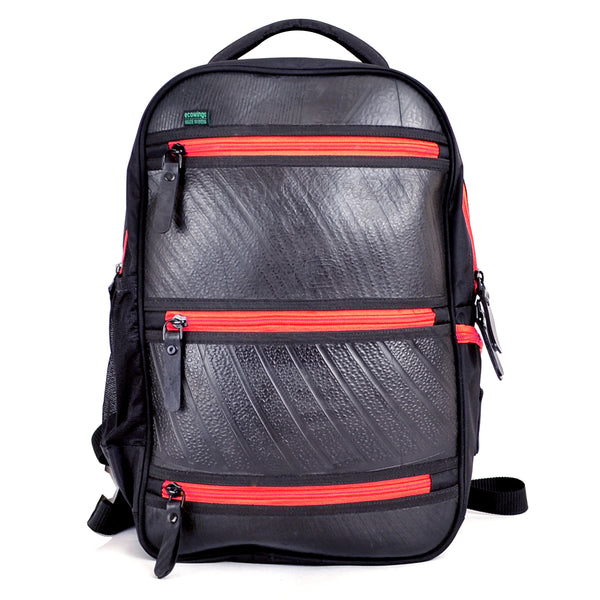 8bc1f30319c95 Upcycled Tyre Backpack – The Better India Shop
