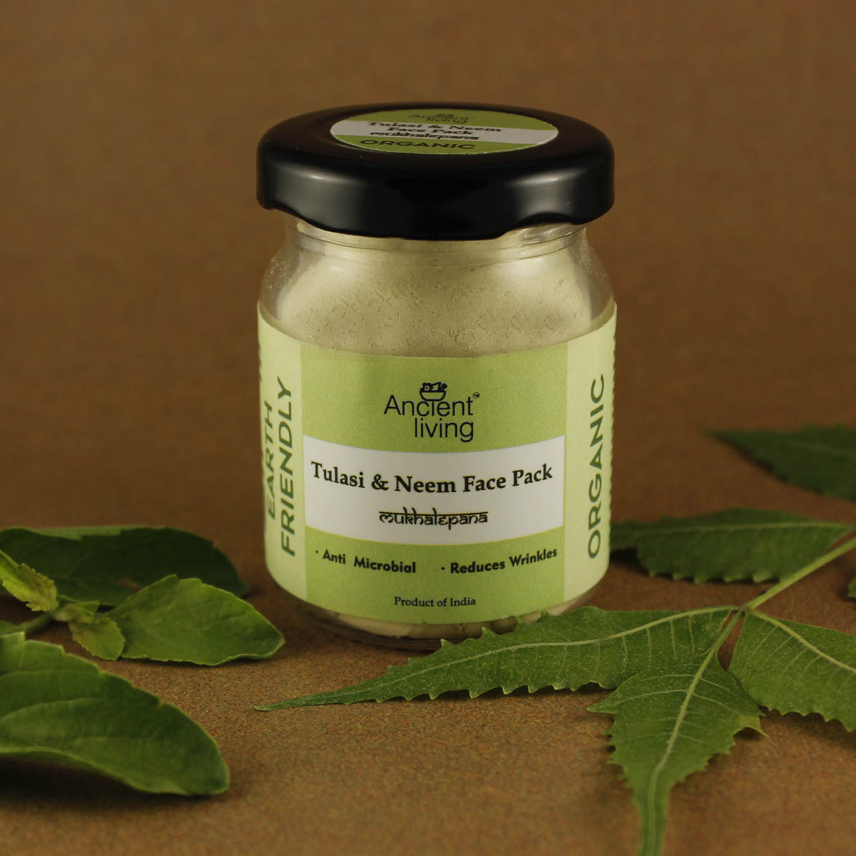 Tulasi & Neem Face Pack (20gms & 40gms)