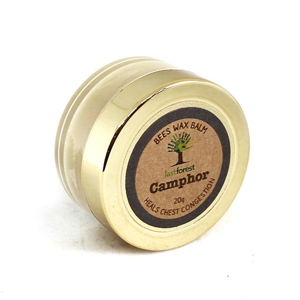 Camphor Balm with Natural Beeswax