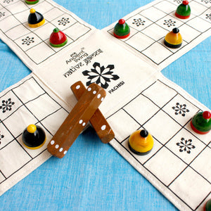 Pachisi Native Game