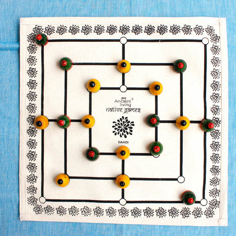 Daadi Native Board Game