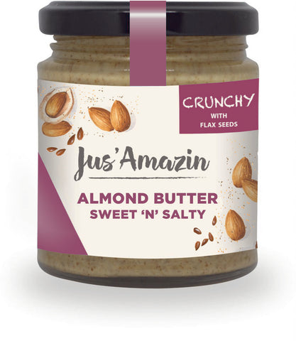 Almond Butter - Sweet n Salty, 200g