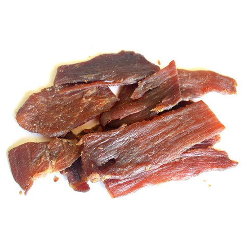 Air Dried, Natural and Unprocessed Dog Food (3 Herbs + Fatless Pork Jerky), 100g