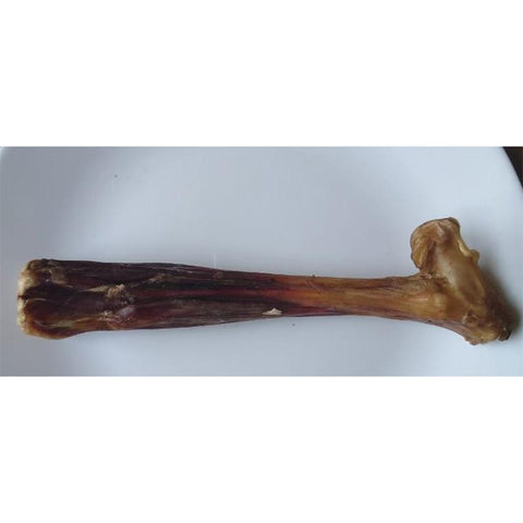 Air Dried, Natural and Unprocessed Dog Food (Meaty Lamb Bone), 300g - Large