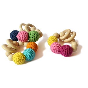 Rattle Rings & Teether for Babies