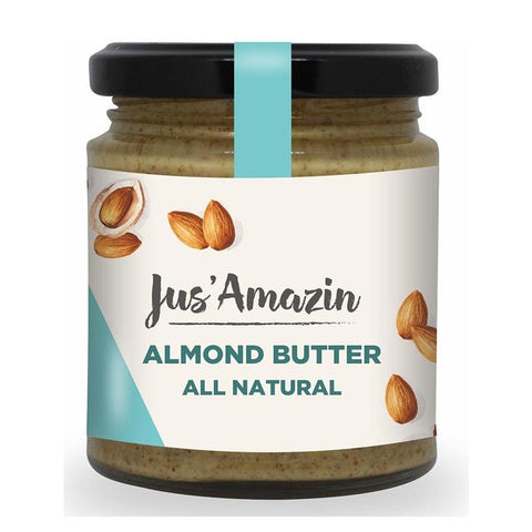 Almond Butter - All Natural, 200g