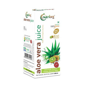 Aloevera - Kiwi juice, 500ml.