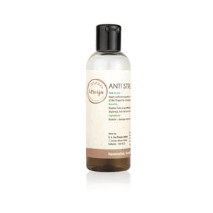 Natural Anti-Stress Hair Oil, 100ml