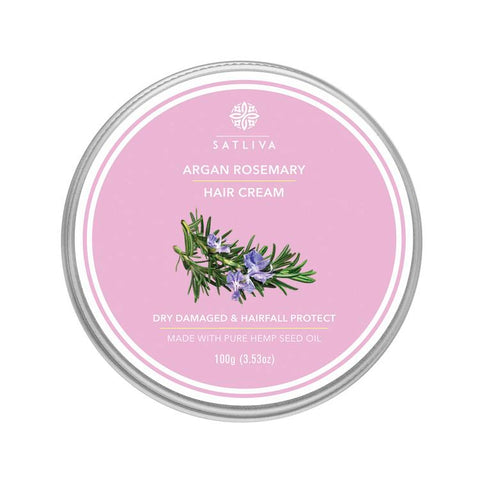 Natural Argan Rosemary Hair Cream