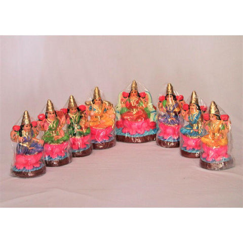 Astalaxmi Doll made of Paper Waste (Set of 8)