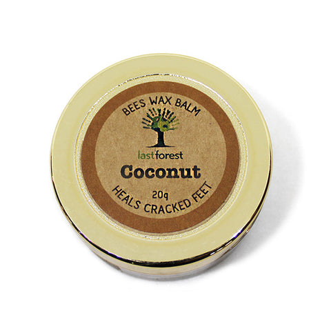 Coconut Balm with Natural Beeswax
