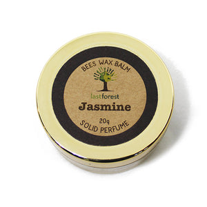 Jasmine Balm with Natural Beeswax