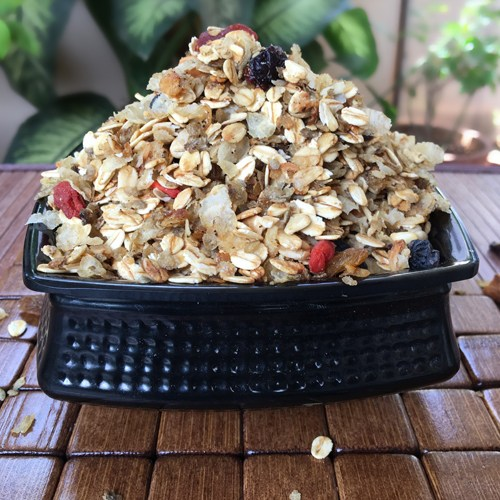 Berry & Millets Granola, 300gms
