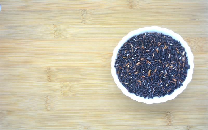 Sticky Black Rice