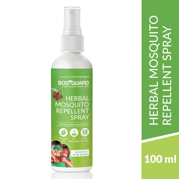 Bodyguard Herbal Mosquito Repellent Spray