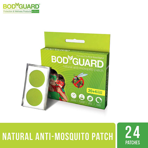 Bodyguard Premium All-Natural Anti Mosquito Patches