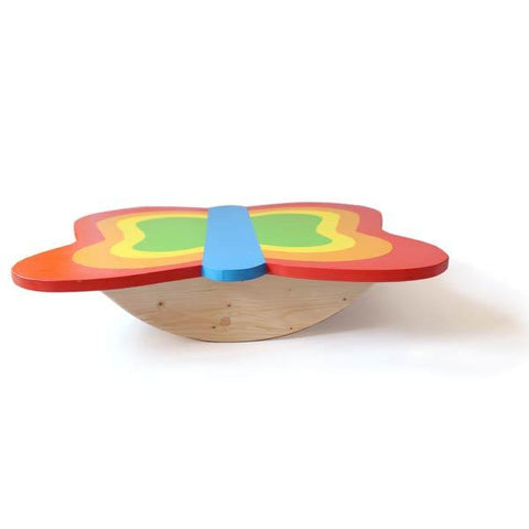 Butterfly Balance Board - 100% Safe, Natural & Eco-Friendly