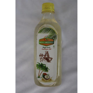 Natural Cold-Pressed Coconut Oil, 1000ml