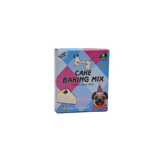 Cake Baking Mix For Dogs (Blueberry), 300g