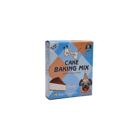 Cake Baking Mix For Dogs (Carob), 300g