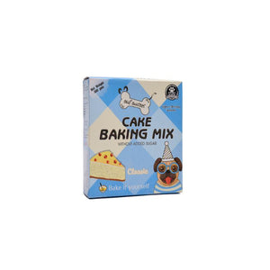 Cake Baking Mix For Dogs (Classic), 300g