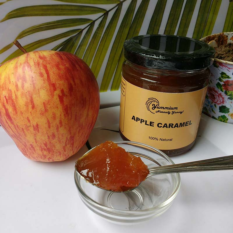 Caramel Apple Spread 100% Natural