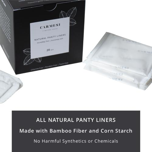 Carmesi All Natural Panty Liners