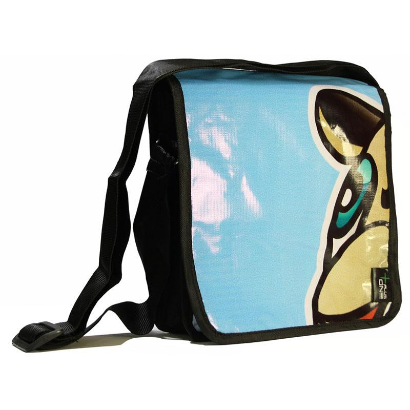 8ed2c1e07 Upcycled Sling Bag made from Flex Banners – The Better India Shop