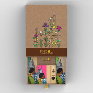 Phool Classic Incense Collection made with Temple Flowers by HelpUsGreen