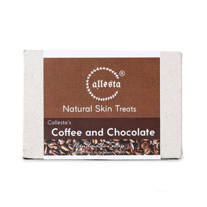Coffee and Chocolate Soap, 100g